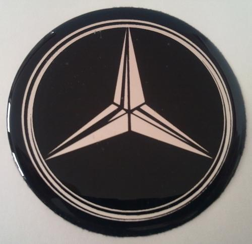 logo MERCEDES black55