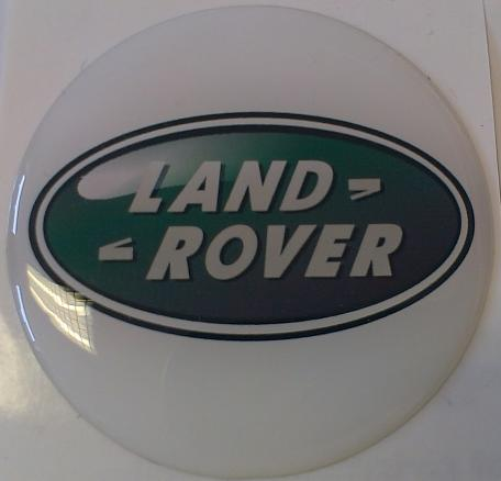logo LAND ROVER white55