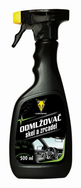 COYOTE Odhmlievač skiel 500ml
