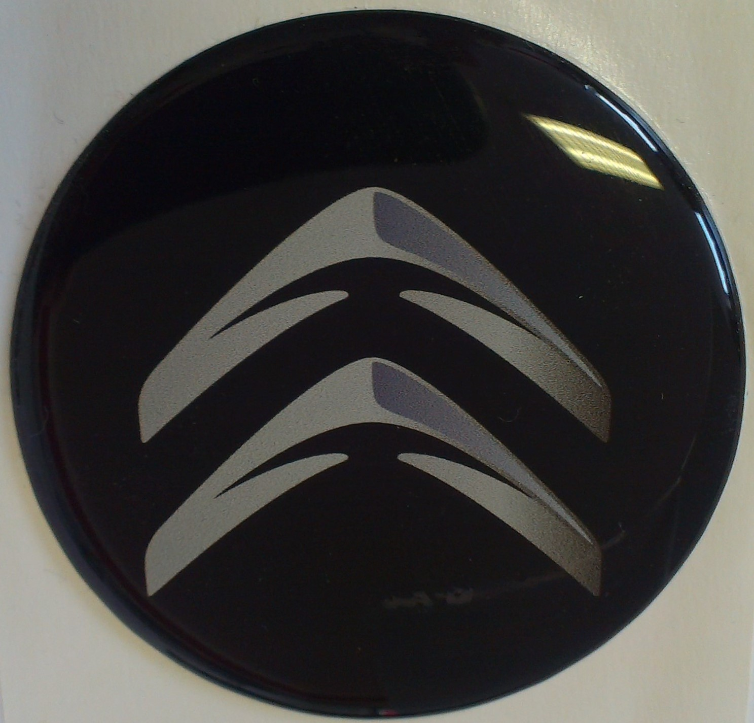 logo CITROEN black New55