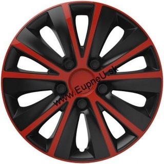 RAPIDE red & black 15""