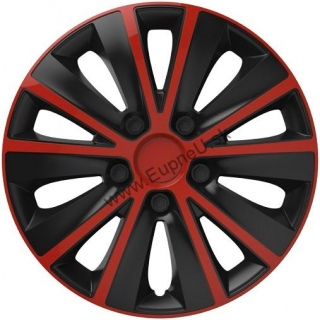 RAPIDE red & black 13""